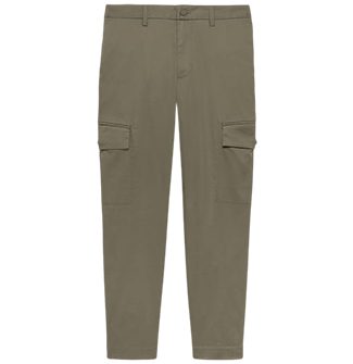 Athletic Tapered Core Temp Cropped Cargo Pant