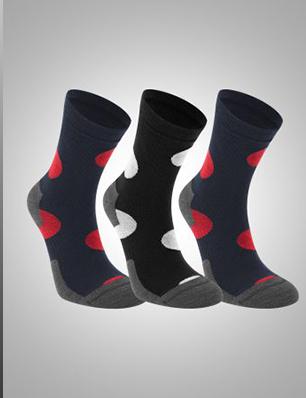 Dot Sock Bundle